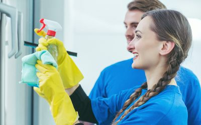 Why You Should Be Hiring Commercial Office Cleaning Services