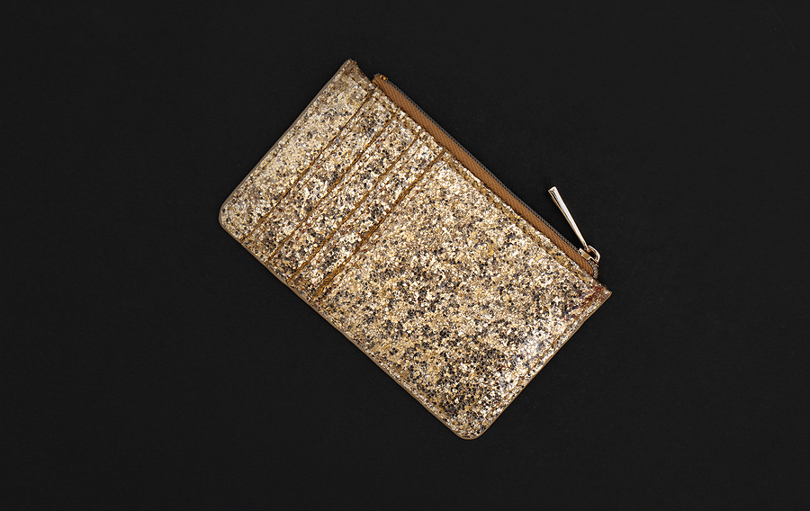 The Plentiful Playful Palates That Accentuate A Gold Wallet